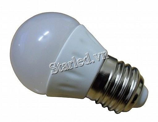Đèn led bulb siêu sáng 3w