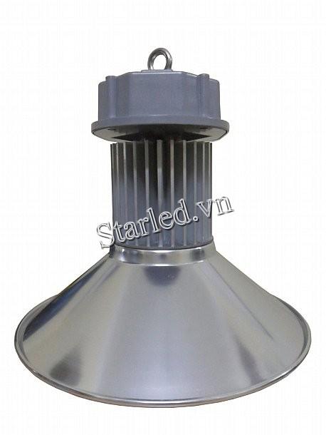 Đèn led nhà xưởng 80w - Chíp SMD