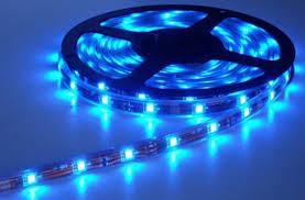 Đèn led dây đơn sắc sử dụng dưới nước