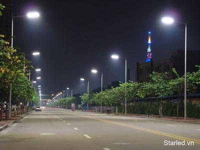 Trụ đèn trang trí đường phố
