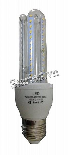 Led siêu sáng compact 7w