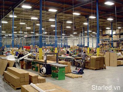 http://starled.vn/Den led nhà xưởng tại nhà máy SAKURAI VIET NAM_KCN Thăng Long