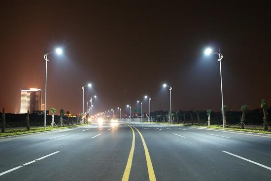 Đèn đường led thông minh